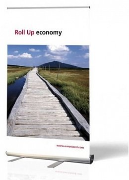 Roll Up 120 x 200, Economy
